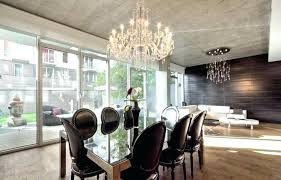 cool dining room chandeliers chandelier modern contemporary crystal ideas glass fixture wonderful contem