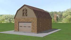 100  Gambrel Roof Garage Plans   Modular Garage Designs Prefab Gambrel Roof Plans