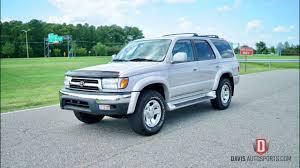 Davis AutoSports 2000 Toyota 4Runner SR5 4x4 / 1 Owner / 135k ...