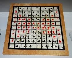 Wooden Sequence Board Game How to Make a Sequence Board Game Crafty Stuff Pinterest 6