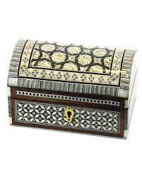 Decorative Box With Lock