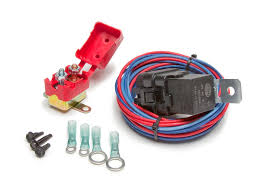 race pro street pre wired 16 circuit fuse block painless performance weatherproof water pump relay kit