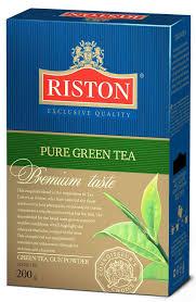 <b>Чай Riston Pure Green зеленый</b>, 200 г - купить по цене 139 руб. в ...