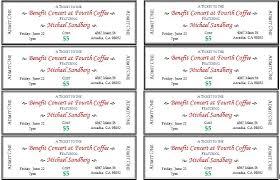 Microsoft Word Ticket Templates Word Templates For Tickets Under Fontanacountryinn Com