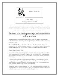 Online Business Plan Template Free Download Retail Business Plan Template Johnnybelectric Co