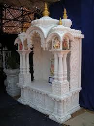 Stone Mandir Design Puja Room Design Home Mandir Lamps Doors Vastu Idols