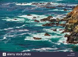 Pacific Coast Landscape Design Inc Pacific Coast Landscape In California Stock Photo 245103404