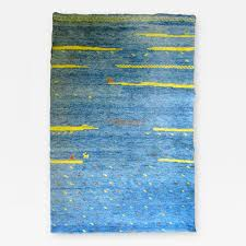 listings decorative arts rugs textiles rugs carpets bright blue