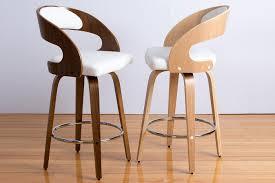wooden swivel bar stools. Mia Modern Contemporary Timber Swivel Bar Stool American Oak Or Walnut Wooden Stools