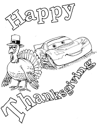 Small Picture Free Printable Disney Thanksgiving Coloring Pages High Resolution