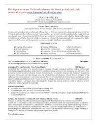 Esthetician Resume Examples