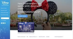 disney chase visa credit card review