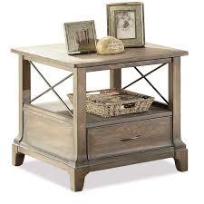 Amazoncom Riverside Furniture 597422 X End Table Brown Kitchen
