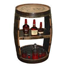 authentic open barrel display case