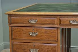 victorian office furniture. Huge Antique Victorian Oak Executive Office Desk Furniture I