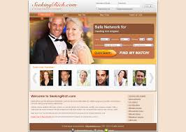 dating rich man website