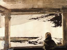 ... Andrew Wyeth Master Bedroom Print ...