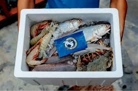 Online Seafood Delivery