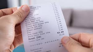 28 Paper Skip The Slip Legislation Seeks To Phase Out Paper Receipts