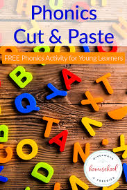 This cut and paste activity includes three different worksheets that children can choose from or i am just at a key point in our phonics programme, moving from initial sounds to cvc and so if. Free Phonics Cut And Paste Activity Homeschool Giveaways