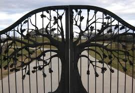 Amazing Tree Gate Design Ideas Home Design Garden Architecture Unique Home Gate Design