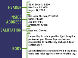 Business Letter Brainpop