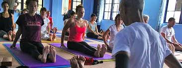 ashtanga yoga teacher goa