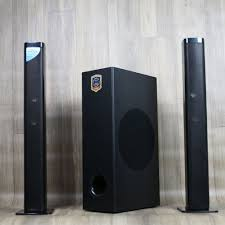 Dàn Loa Vi Tính Lohao Mav 2235, Loa Soundbar 2.1 Âm Thanh Stereo Cực Sống  Động, Kết Nối Bluetooth 5.0, 2 Loa Vệ.