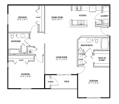 Bedroom Flat Floor Plan Design Mapo House And Cafeteria - Bedroom floor plan designer