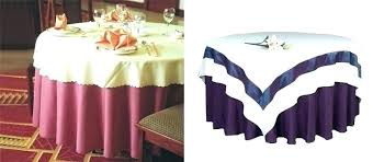 side tables bedside table cloth small round cover covers elegant side dining as