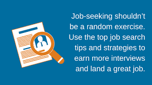 Tips For Job Seekers Top Job Search Tips In 2019 7 Tips To Double Your Interviews