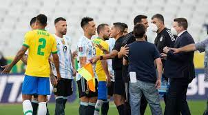 Brezilya-Arjantin maçı ertelendi – BRTK