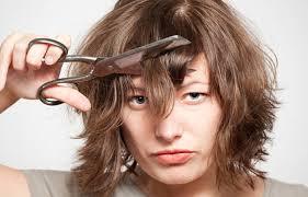 Coupe De Cheveux Courts Comment Se Couper Les Cheveux