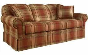 plaid sofa couch furniture