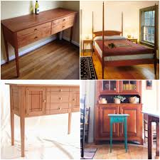 Vermont Furniture Makers on American Furniture Styles