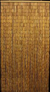 plain bamboo beaded curtain 90 strands 35 x 75 78 bamboo beaded curtainsbeaded door