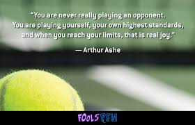 Arthur Ashe Quotes Archives Motivational Quotes Popular Quotes Extraordinary Arthur Ashe Quotes