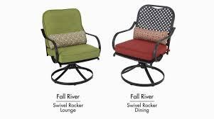 hampton bay fall river swivel dining lounge chairs sold for hampton bay swivel patio chairs