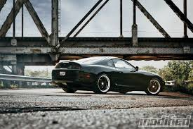 1997 Toyota Supra - Modified Magazine