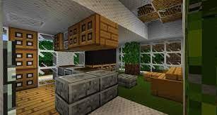 minecraft kitchen interior design ideas | Minecraft kitchen ideas,  Minecraft houses, Minecraft house designs