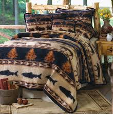 duvet covers 33 awesome idea fishing themed bedding comforter sets river twin fish crystal 4 rustic