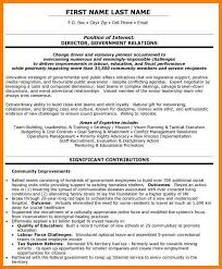 12 Government Resumes Pear Tree Digital