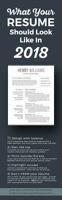 Resume Design Use A Simple And Clean Resume Template With A Sleek