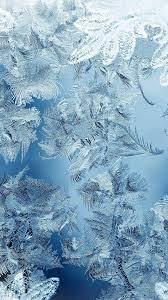 mj59-ice-pattern-blue-snow-nauture ...