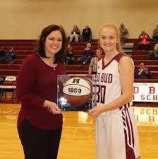 Sophie Richards Honored – The Maroon & White