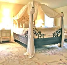 four poster bed canopy curtains – soundbyteapp.co