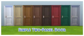 door colours with patio doors