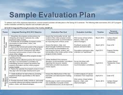 Evaluation Proposal Sample Tender Evaluation Plan Template Resume Ideas namanasa 1