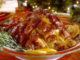 bourbon honey glazed ham recipe