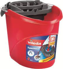 <b>Ведро</b> Vileda SuperMocio 7121691, с отжимом ленточных для ...